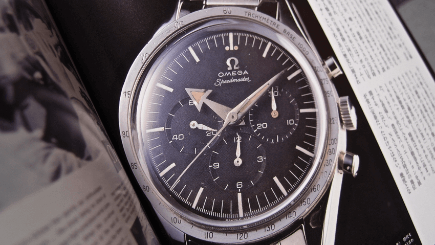 03 Omega Speedmaster First Model