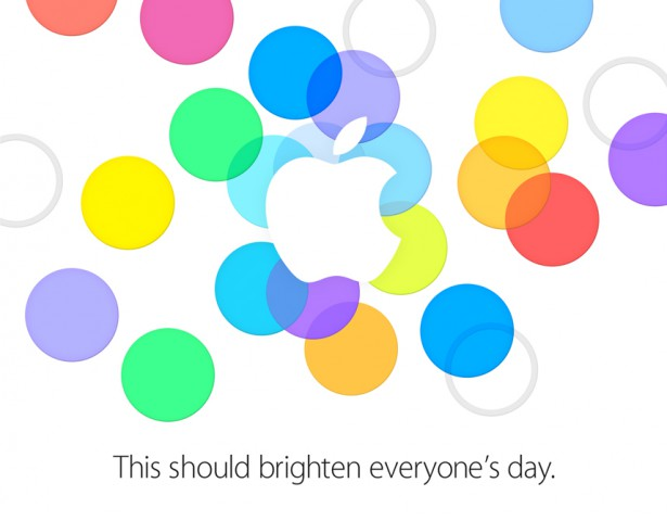 [0045] ついに来た! iPhone 5s? Apple 9月10日の発表会