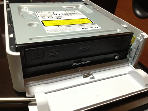 7.BRD-3DU8ドライブ交換