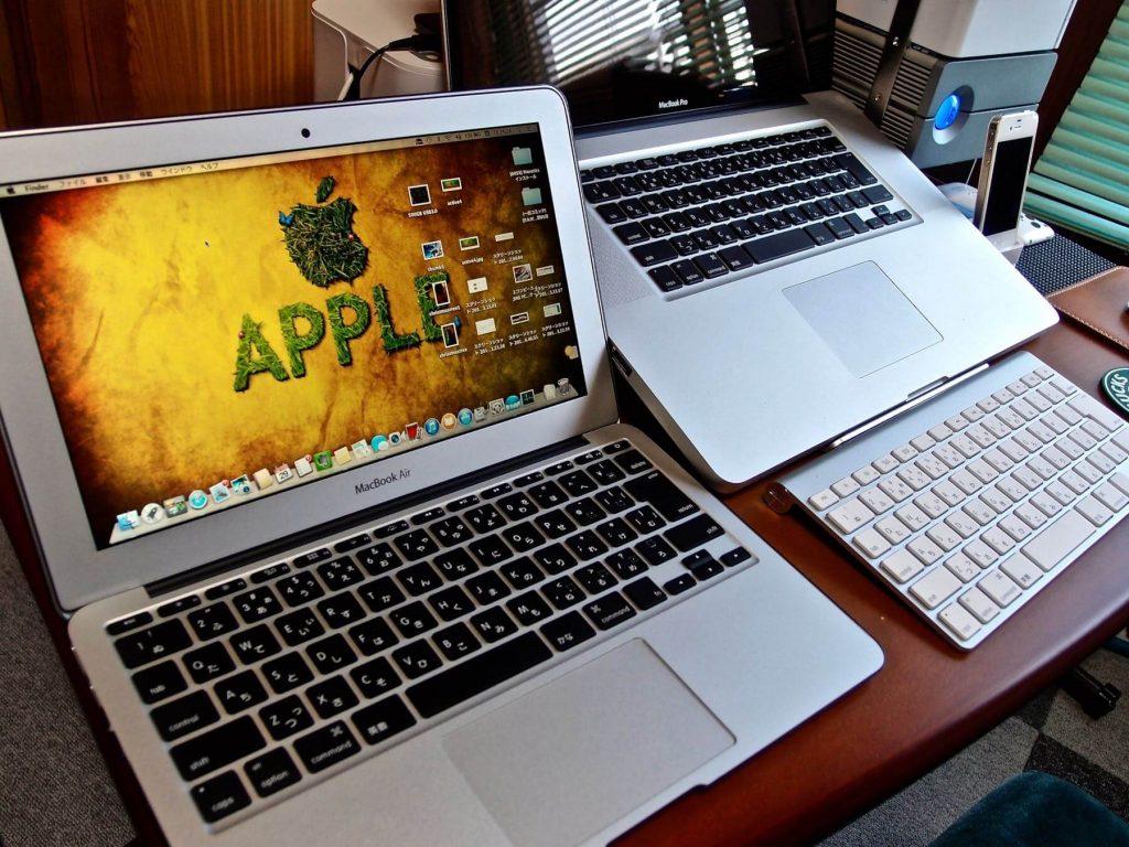 [0058] MacBook Air Mid 2013 11インチを購入した理由(セカンドPC)