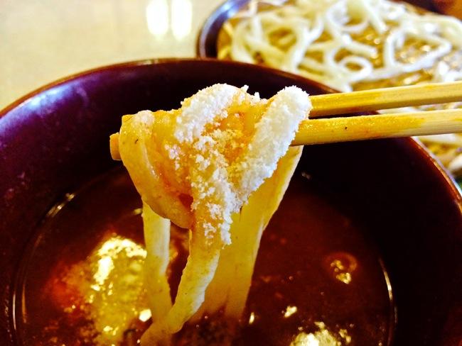 8.トマト汁うどん チーズ