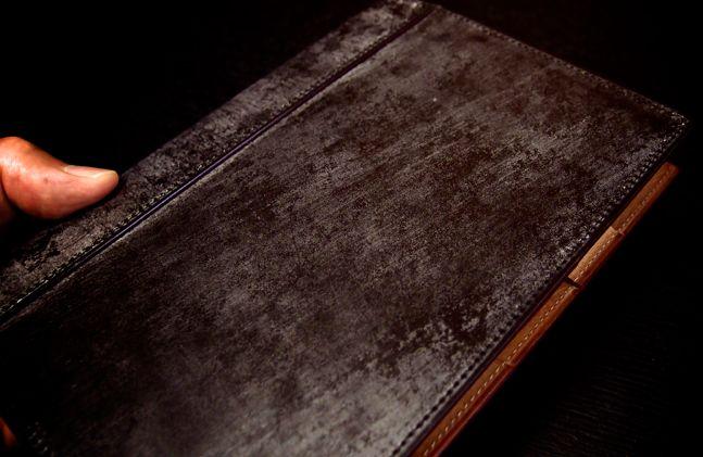 [0097] Bloom(ブルーム)が美しい Ganzo ノートカバー THIN BRIDLE (シンブライドル)