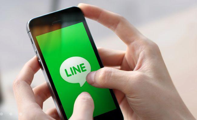 LINE携帯