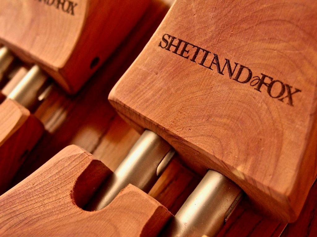 [0116] 革靴を長持ちさせる必需品 SHETLANDFOX シューキーパー