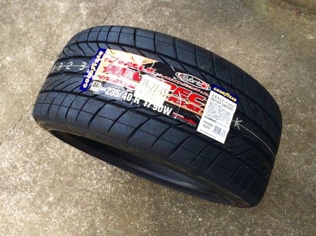 [0129] MR2復活計画 『その6』タイヤの購入は通販がお得⁈