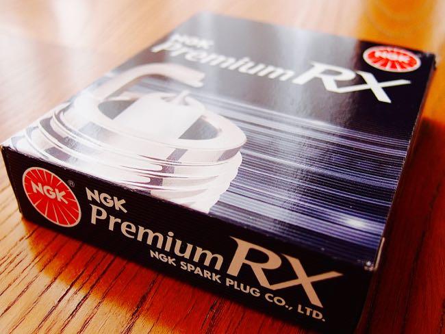[0131] MR2復活計画『その8』アイドリング不調の原因 プラグをNGK プレミアム RXへ交換してみる