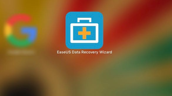 08 EaseUS Data Recovery Wizard アイコン