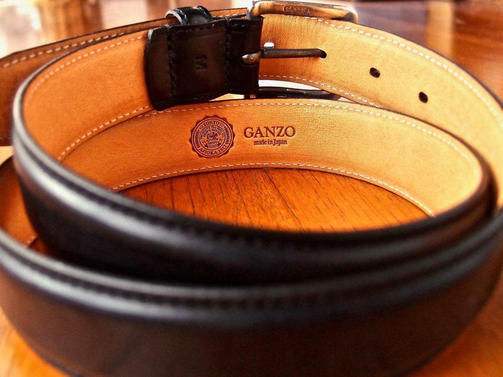 [0165] Ganzo ブライドルのベルトの評判ってどうなの? 試しに買ってみたのでレビューするよ