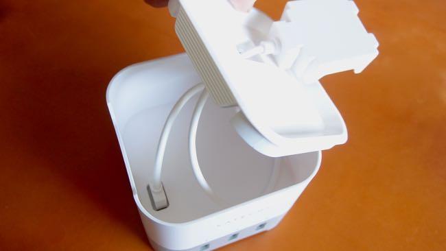 11 Satechi Smart charging station