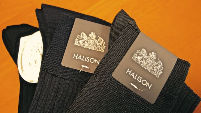 01 HALISON Sozzi Hose