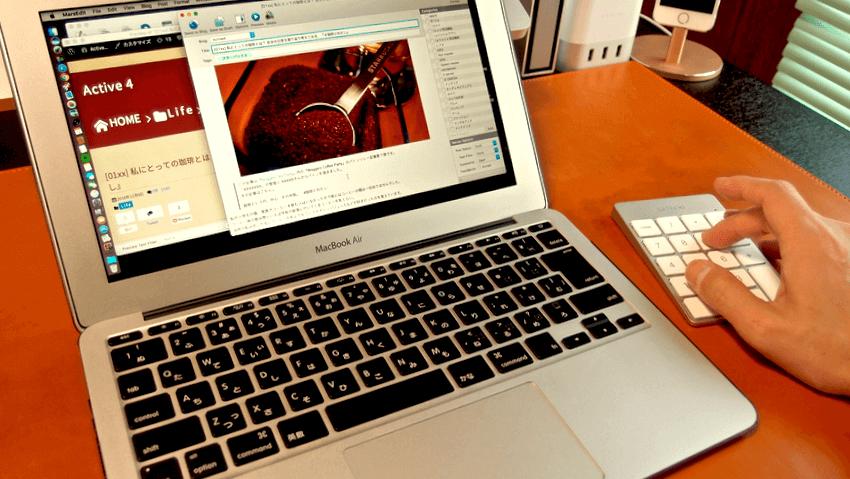 19 Satechi premum Aluminum Wireless Keypad Silver