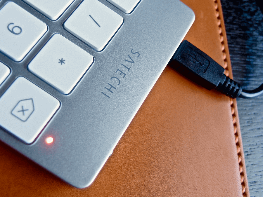 [0176] Macと一緒に使いたい Satechi Bluetooth ワイヤレス スマートテンキーをレビュー!!