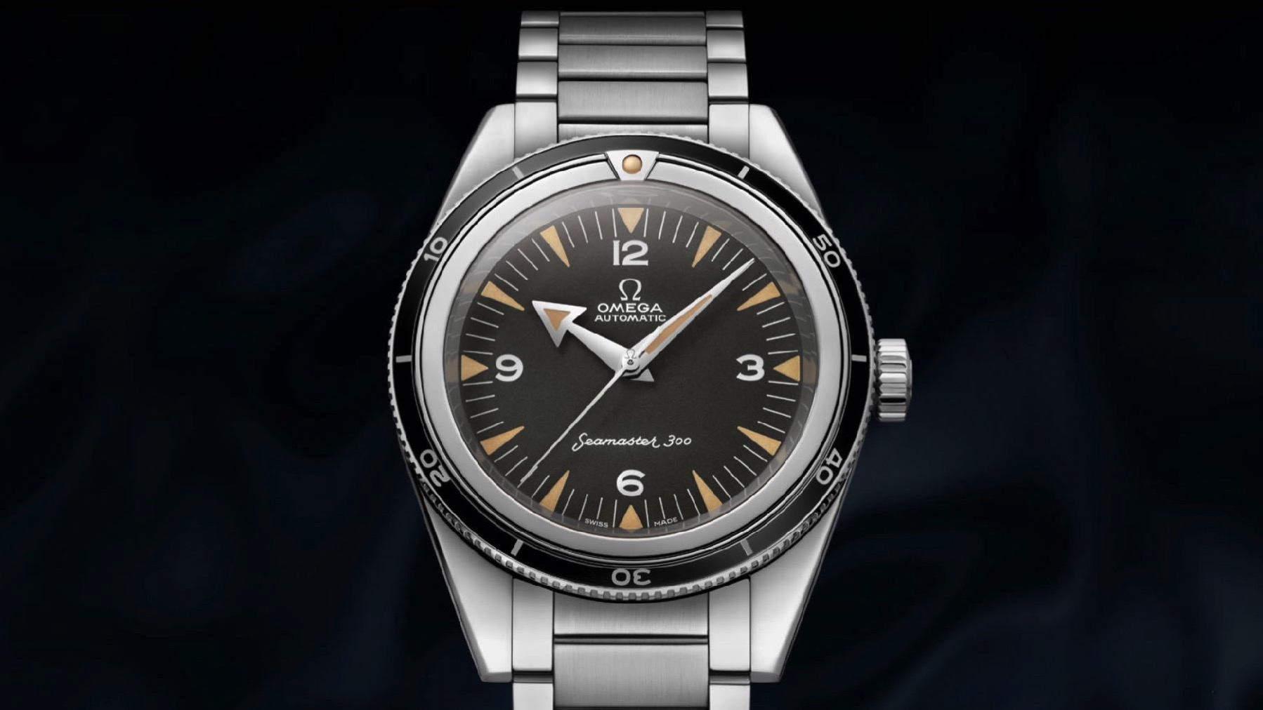 01 OMEGA 1957 Trilogy Limit Edition Seamaster
