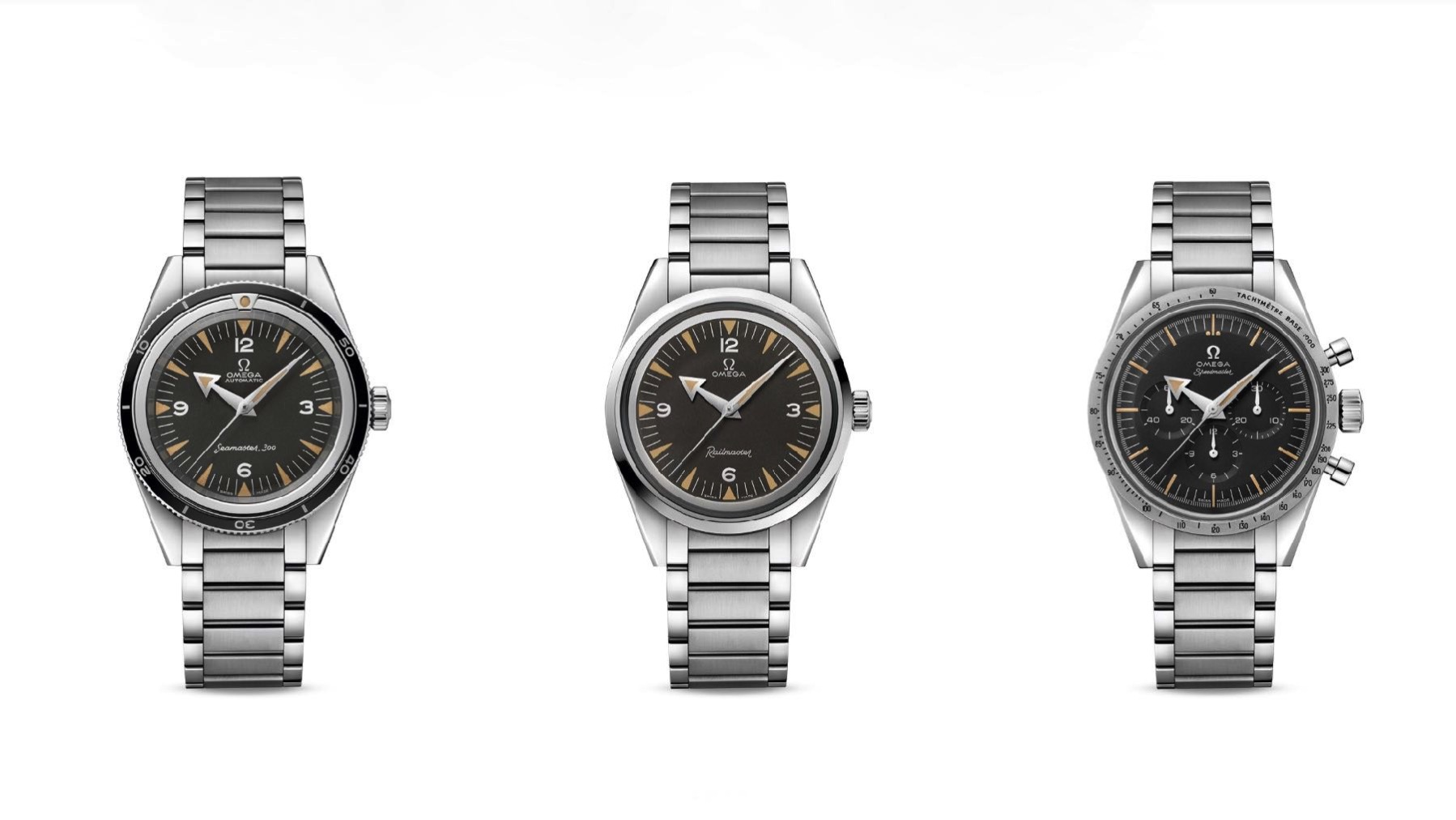 01 OMEGA 1957 Trilogy Limit Edition Speedmaster
