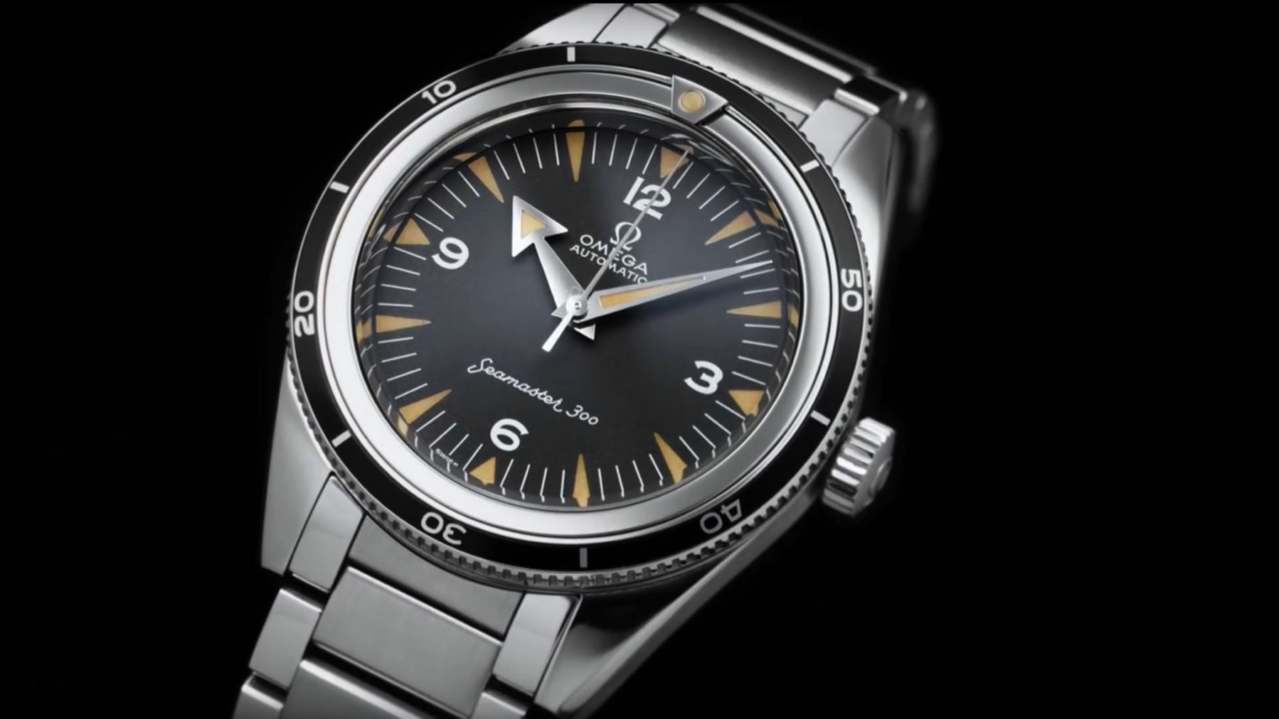 02 OMEGA 1957 Trilogy Limit Edition Seamaster