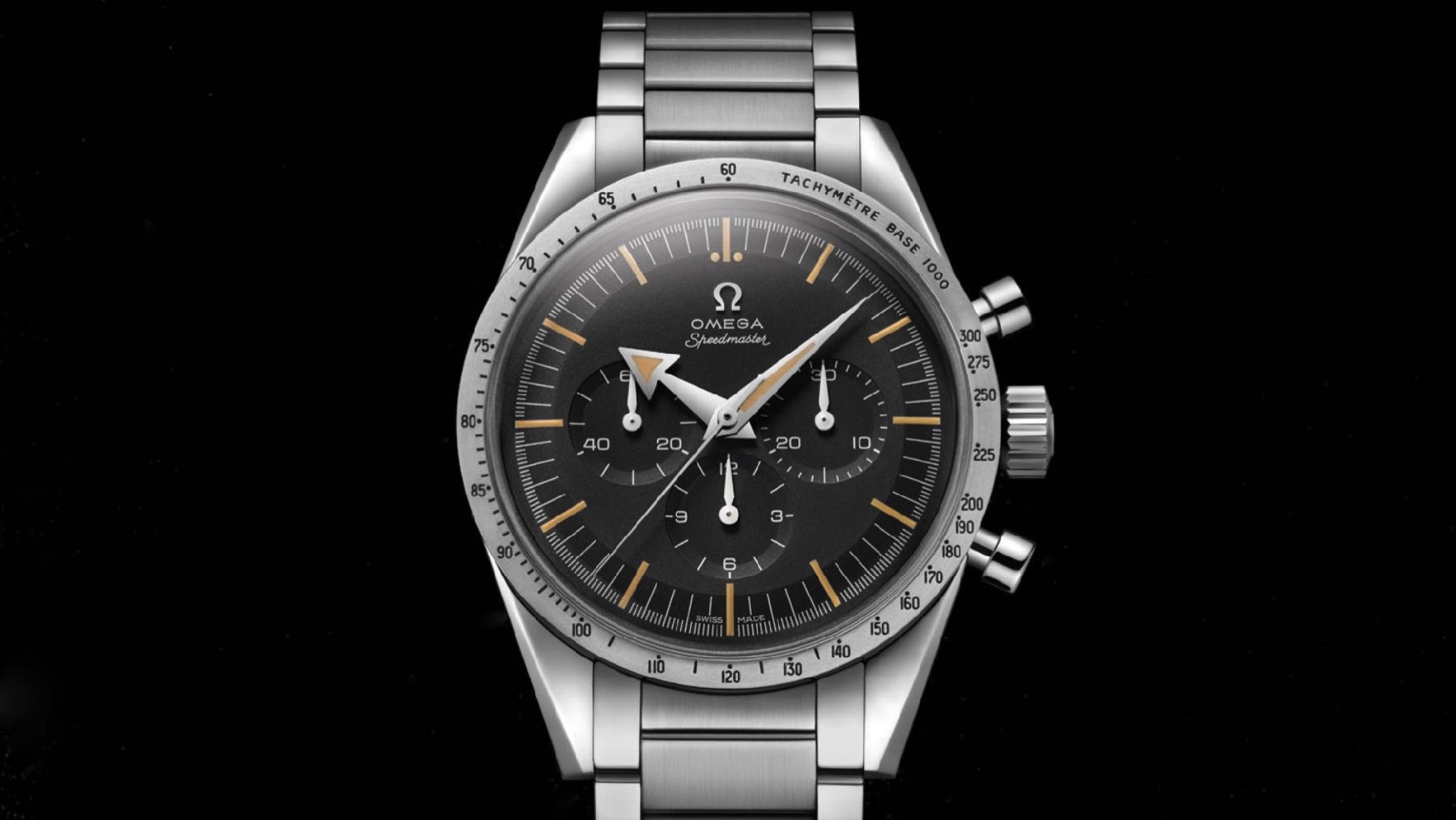 02 OMEGA 1957 Trilogy Limit Edition Speedmaster