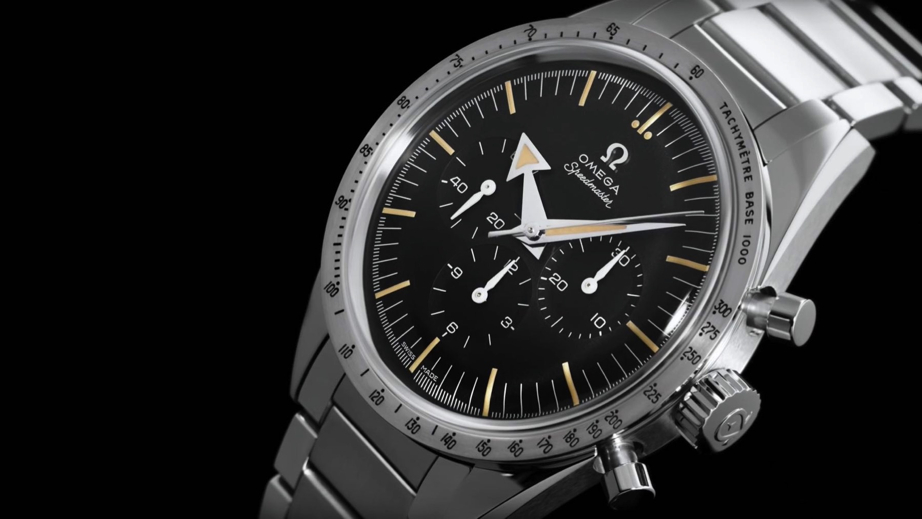 03 OMEGA 1957 Trilogy Limit Edition Speedmaster