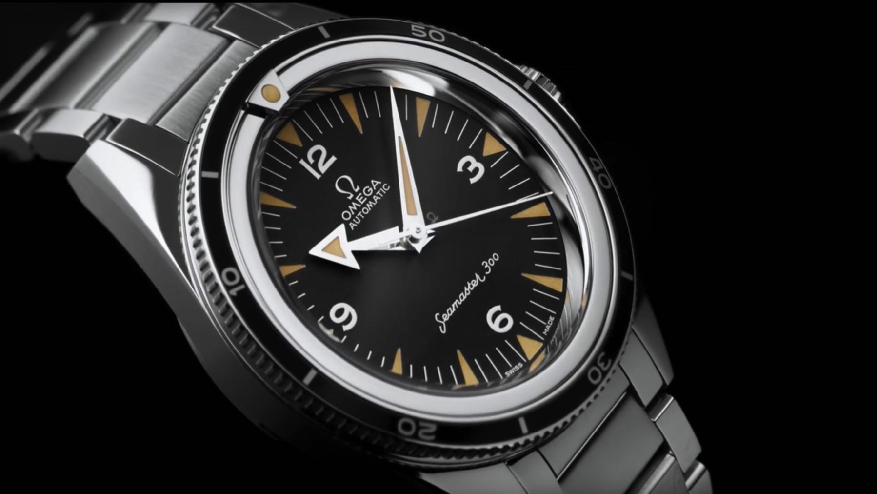 08 OMEGA 1957 Trilogy Limit Edition Seamaster