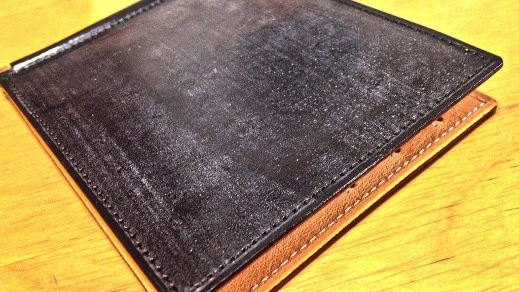[0034] 至高の革財布 Ganzo 『その2』大事にするぞ!! THIN BRIDLE マネークリップ 新品