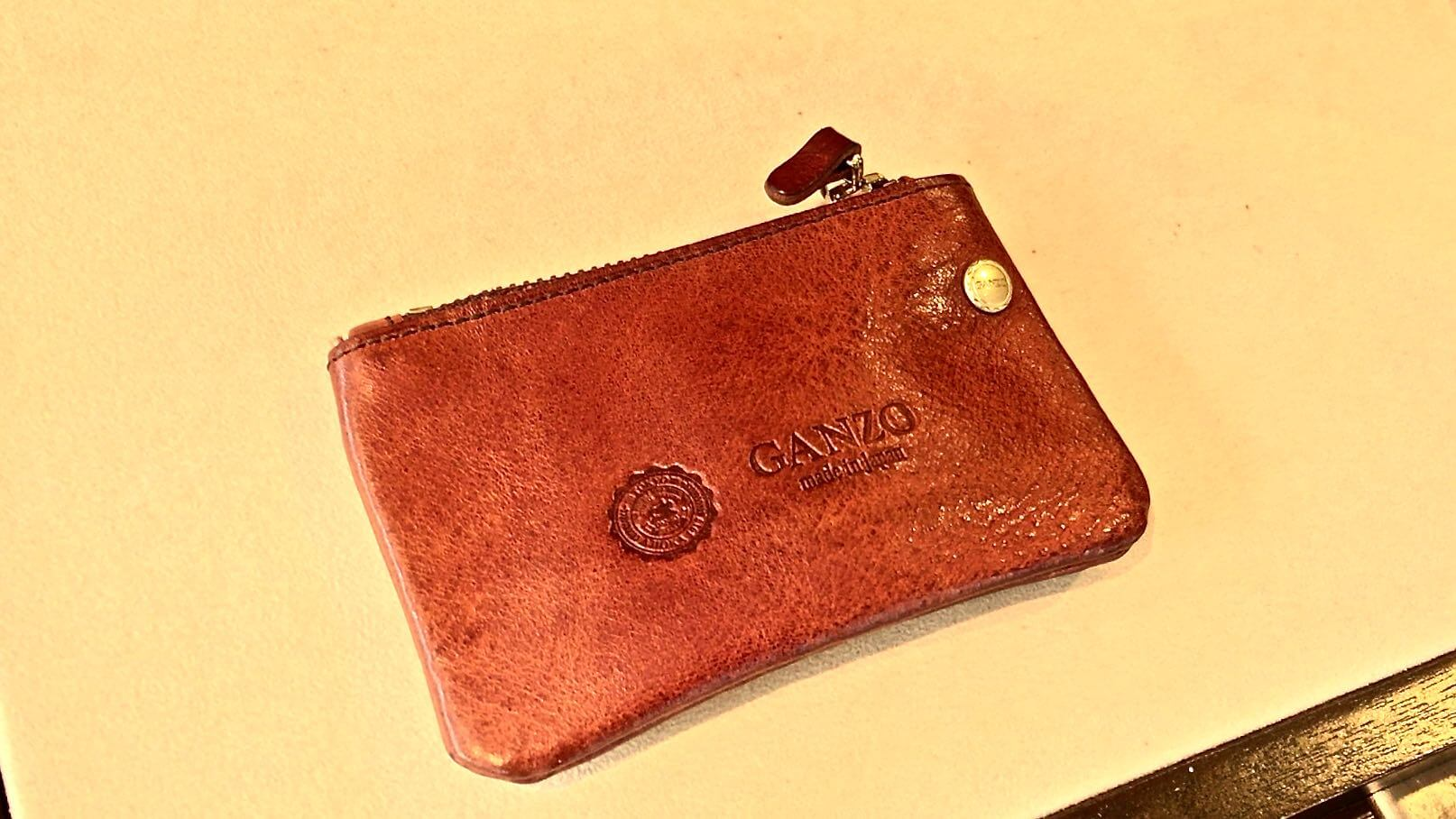 12 Ganzo SACCHETTO2 Wallet pouch