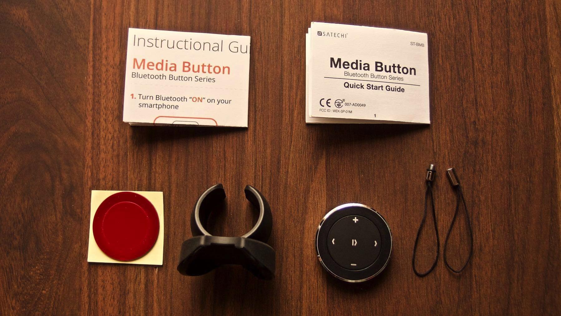 02 Satechi Media Button