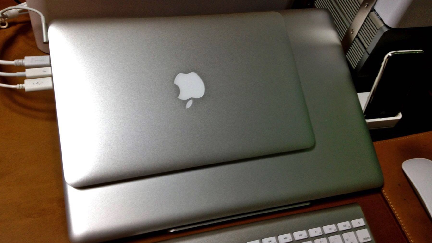07 MacBook Air2013 Mid 11inch Pro 2011 17inch
