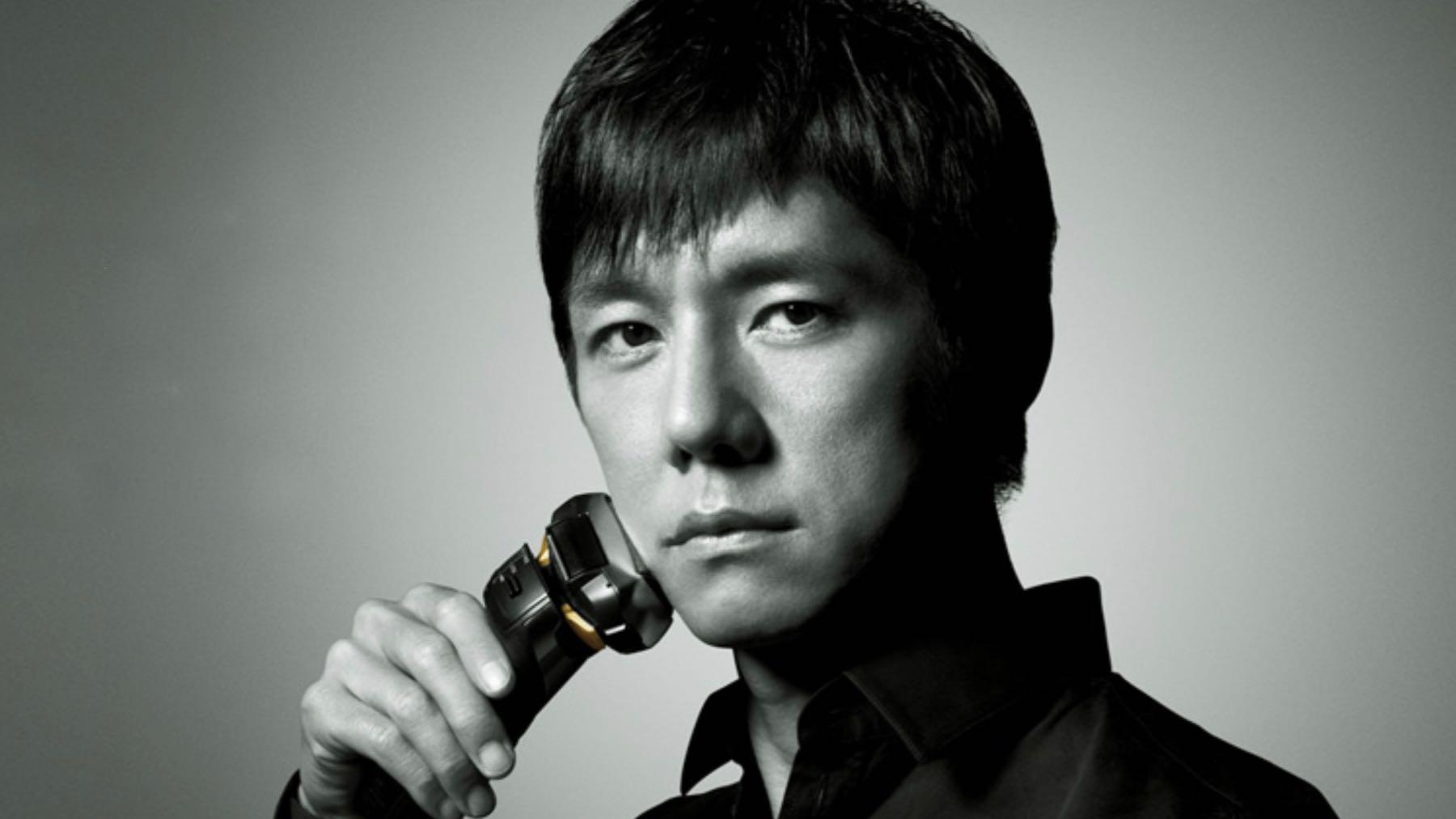 01 LAMDASH CM Nishijima Hidetoshi