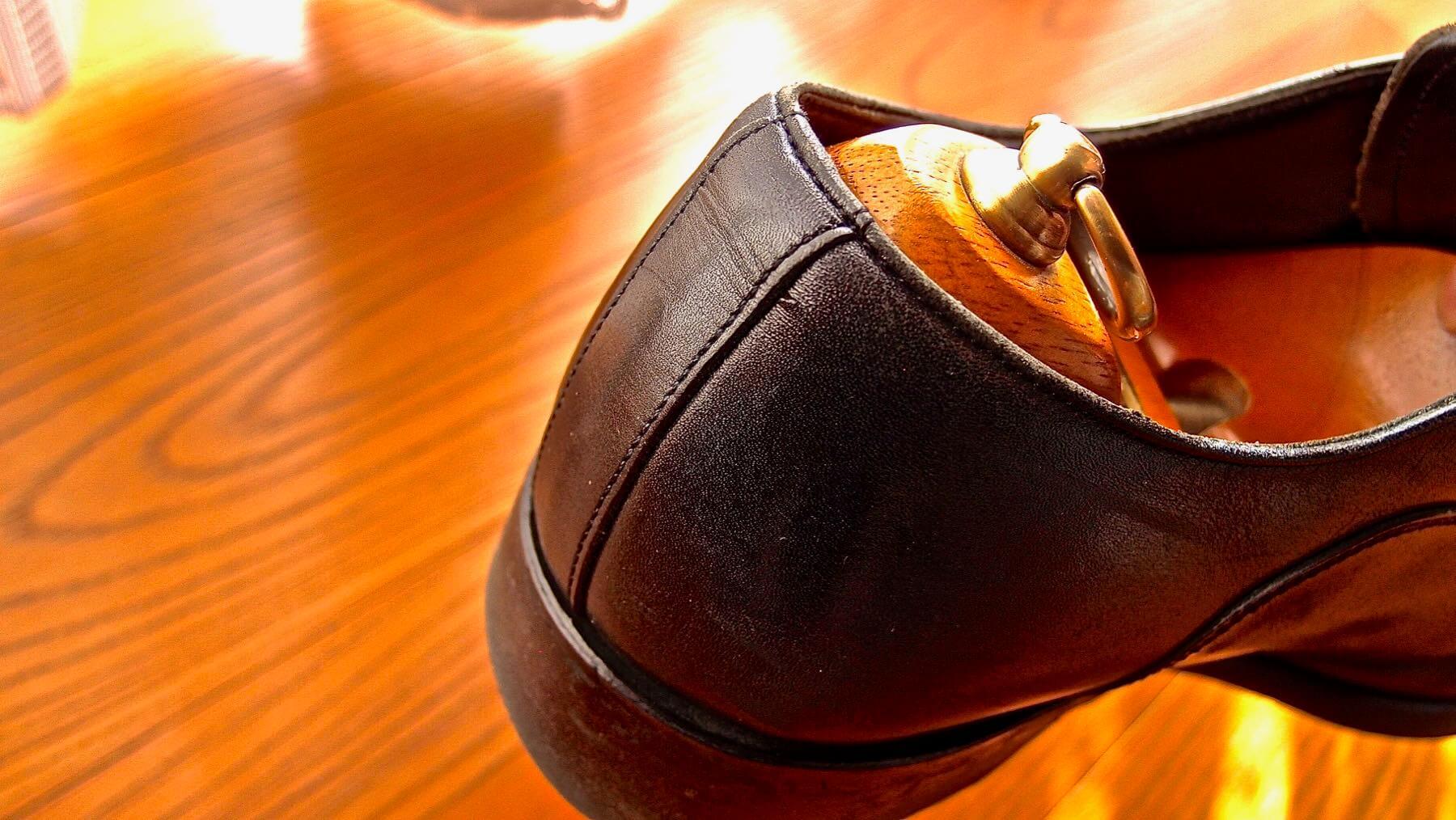 02 Regal Business shoes heel