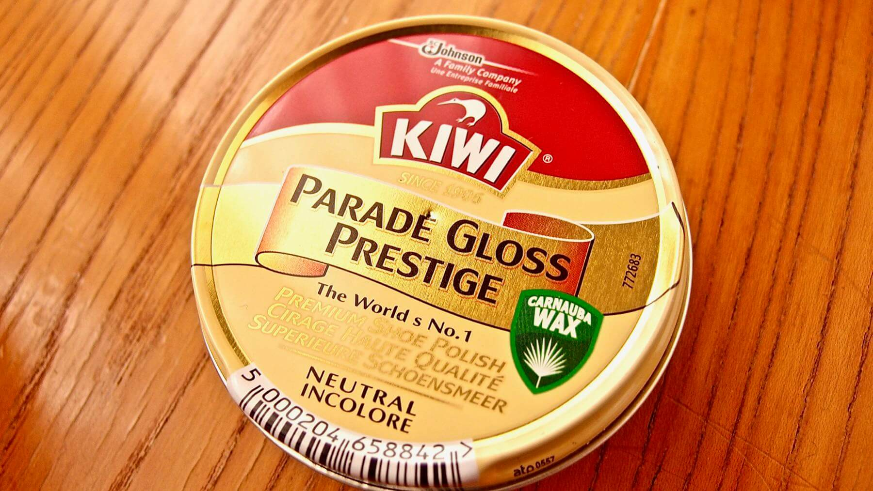 02KIWI PARADE GLOSS NEUTRAL