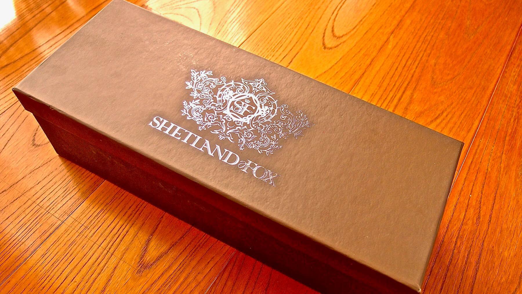 07 Shetlandfox Shoe keeper