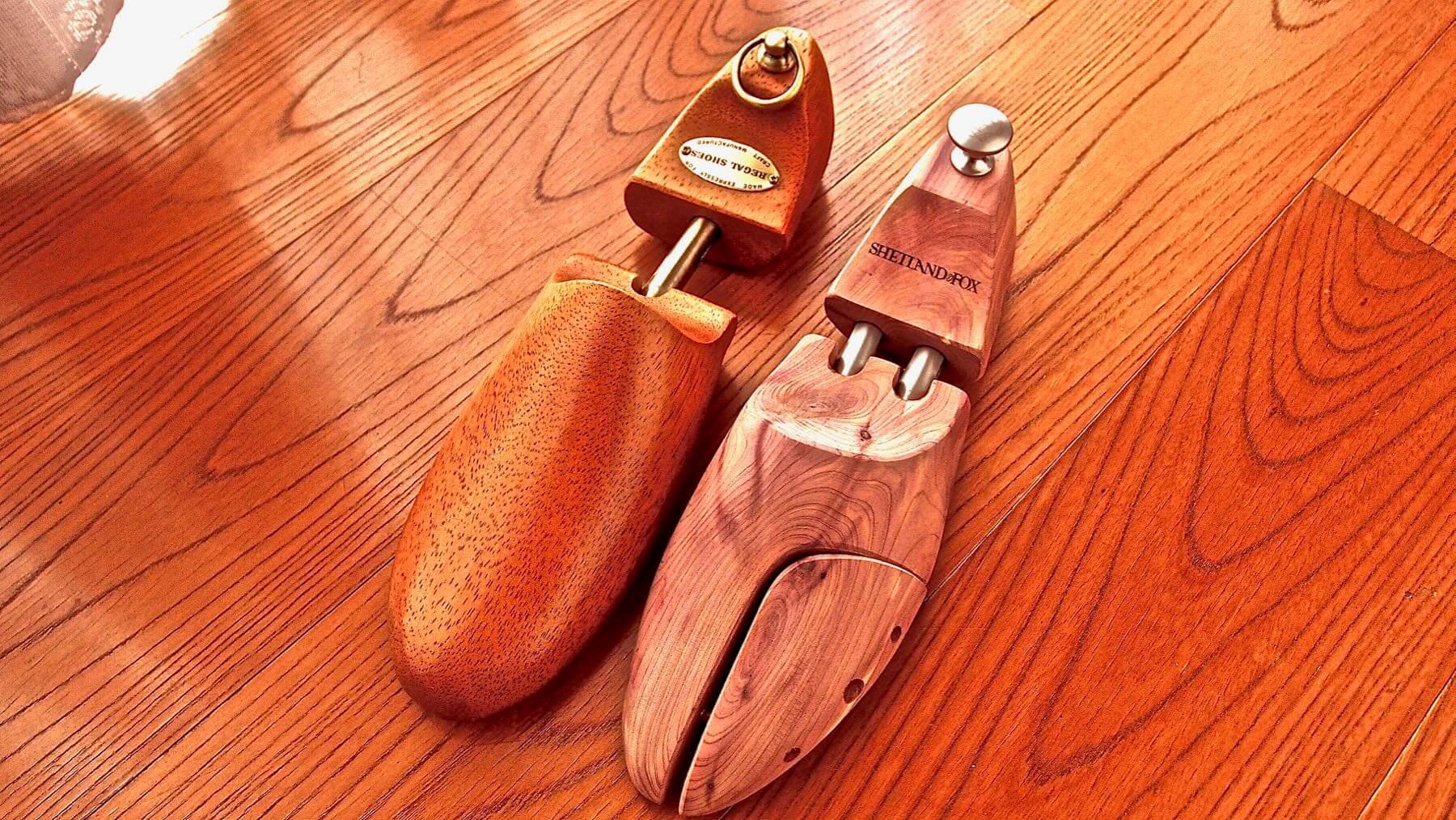 13 Shetlandfox Shoe keeper