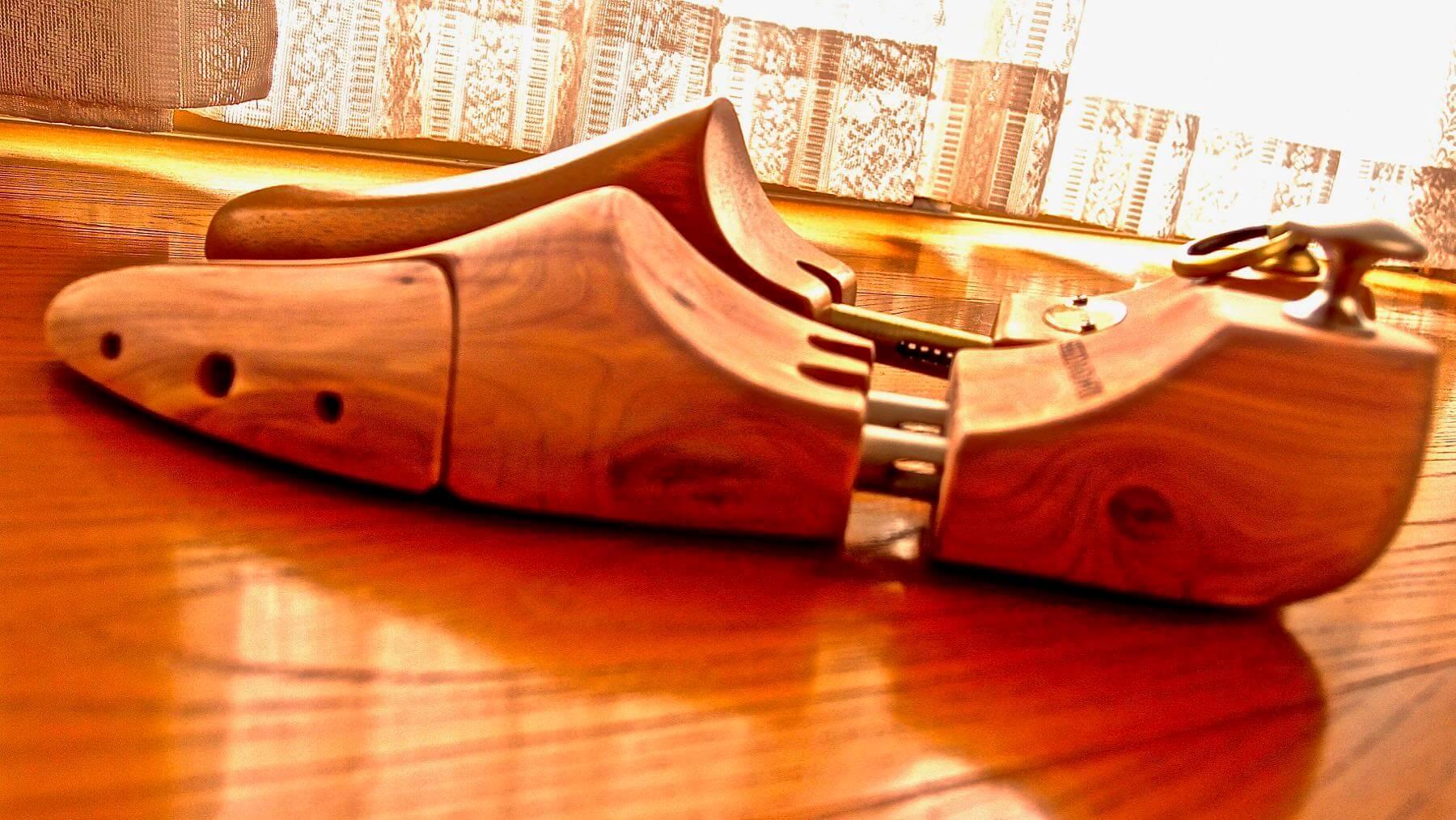 16 Shetlandfox Shoe keeper