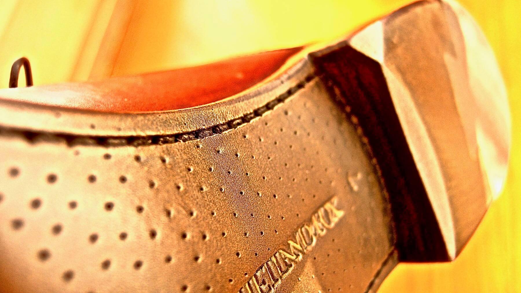 14 Shetlandfox Glasgow Straight tip 041F SF Heel