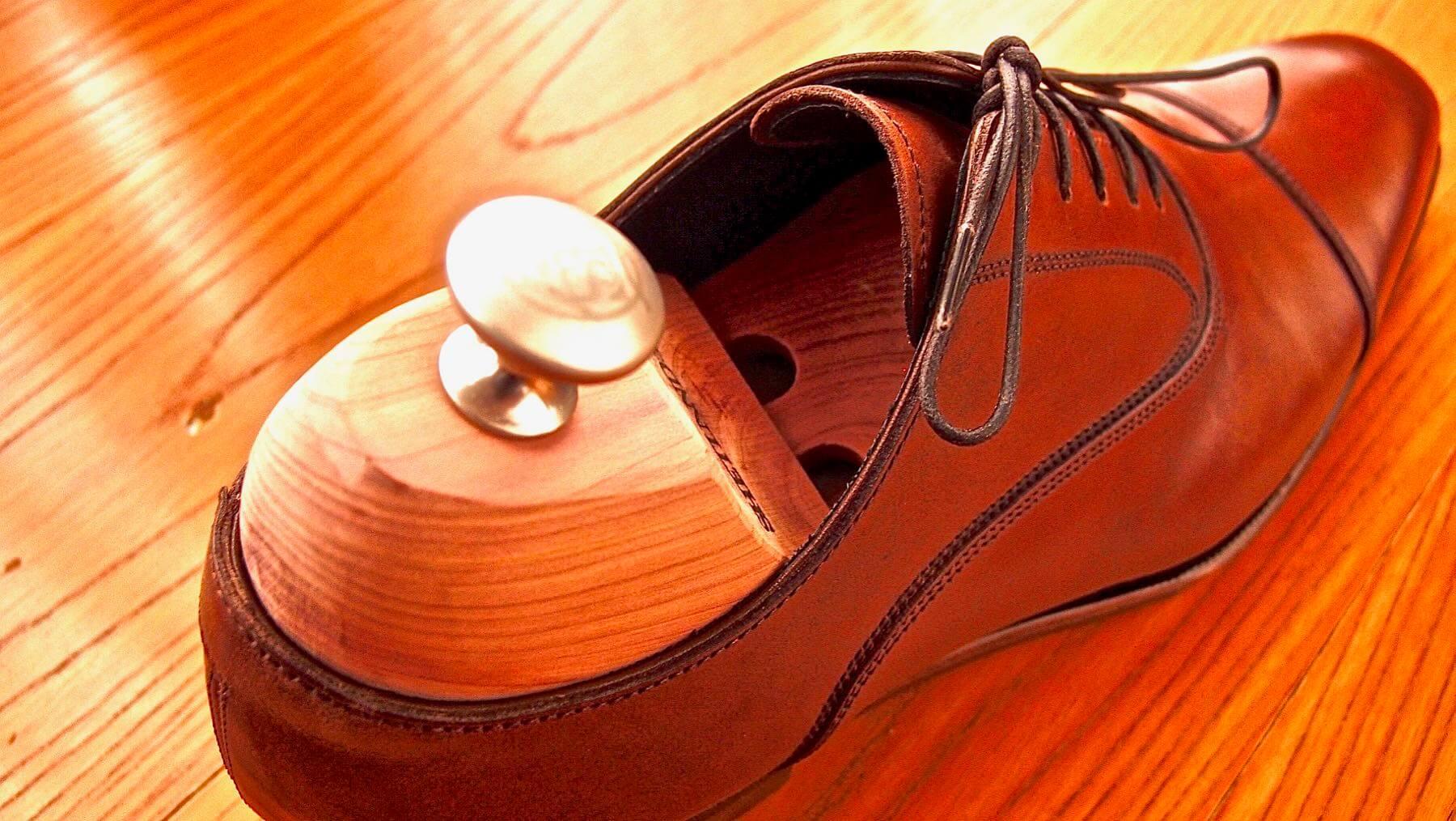 24 Shetlandfox Shoe keeper