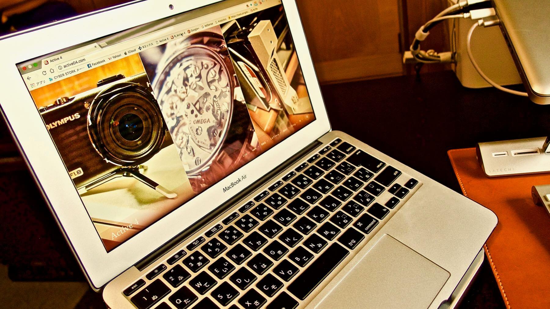 02 MacBook Air 2013 11inch