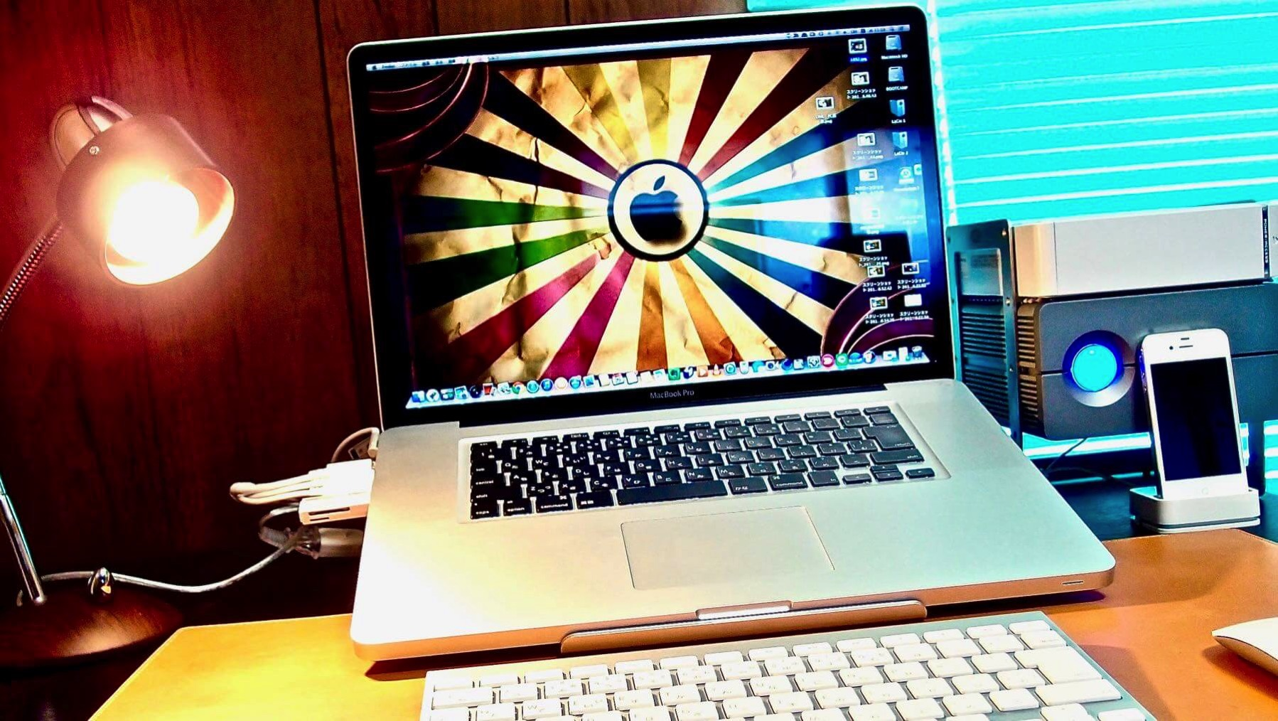 03 Macbook Pro 2011 17inch Apple wallpaper