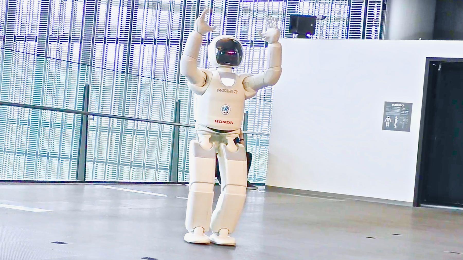 08 ASIMO