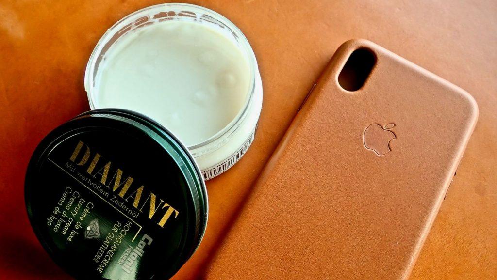 [0192] iPhone X 純正 レザーケースのお手入れ エイジング(経年変化)を楽しむ前にしっかりメンテナンス!