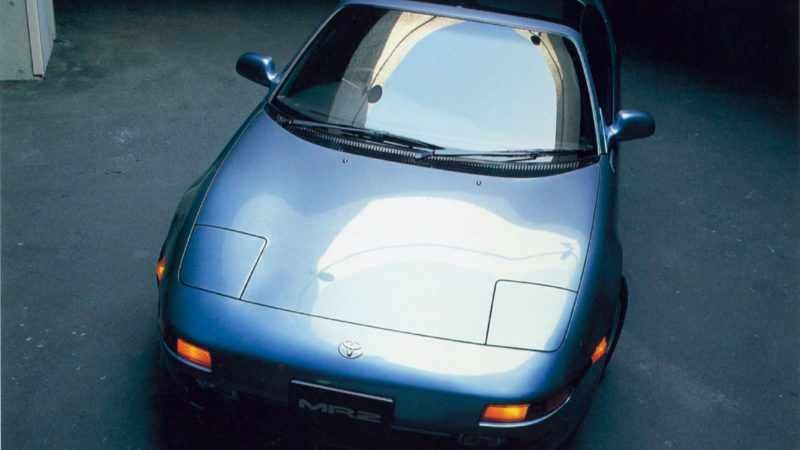 [0123]  MR2復活計画 『その1』もう一度スポーツカーに乗ろう!