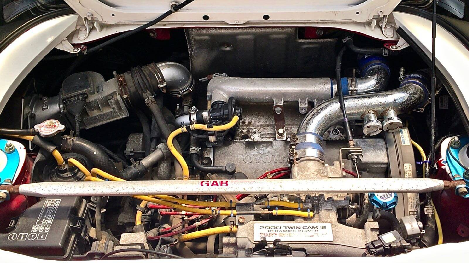 0130 MR2 Restore Plan  Part 7 01 SW20 3SGT Engine