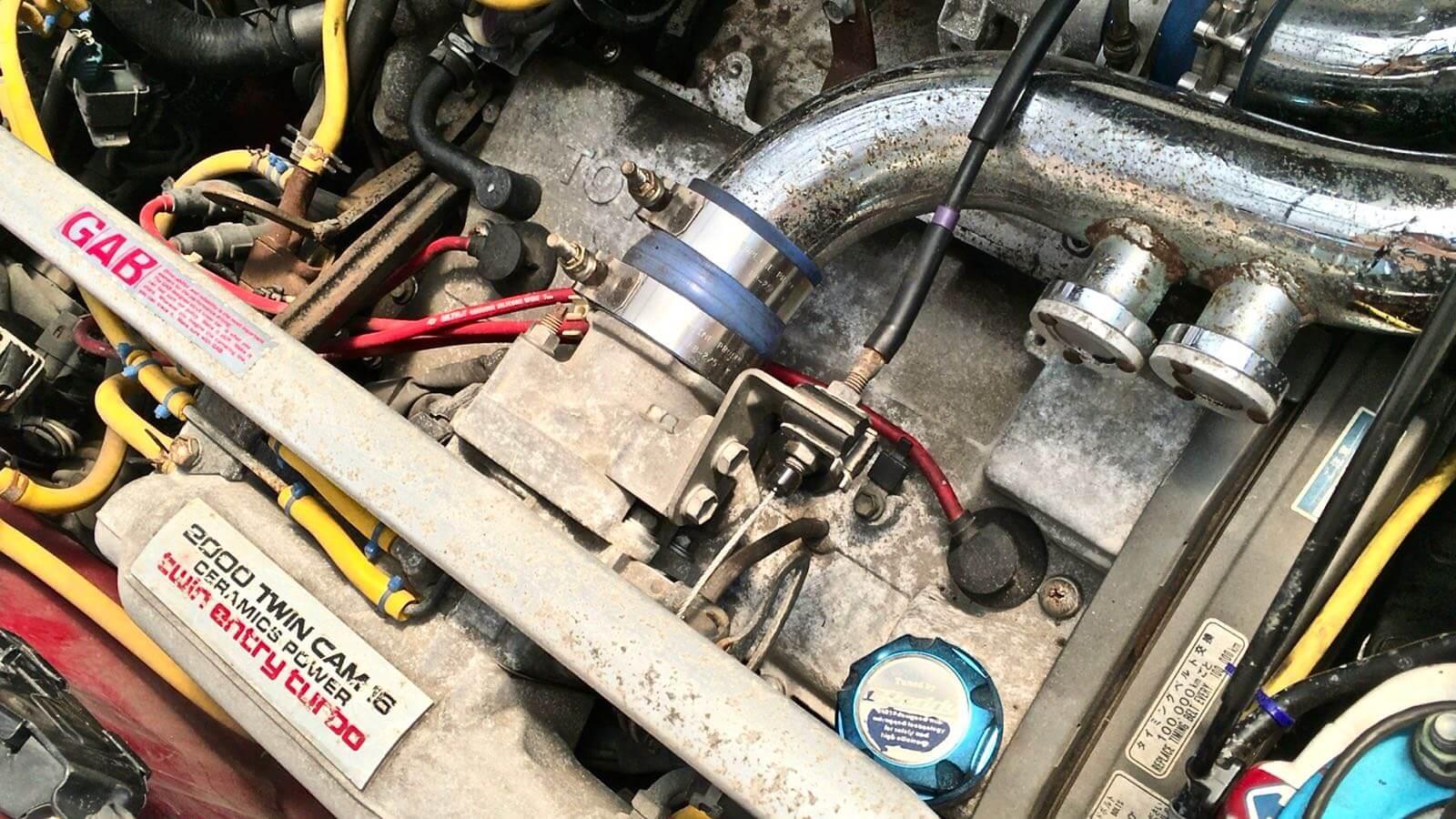 0130 MR2 Restore Plan  Part 7 06 SW20 3SGT Engine