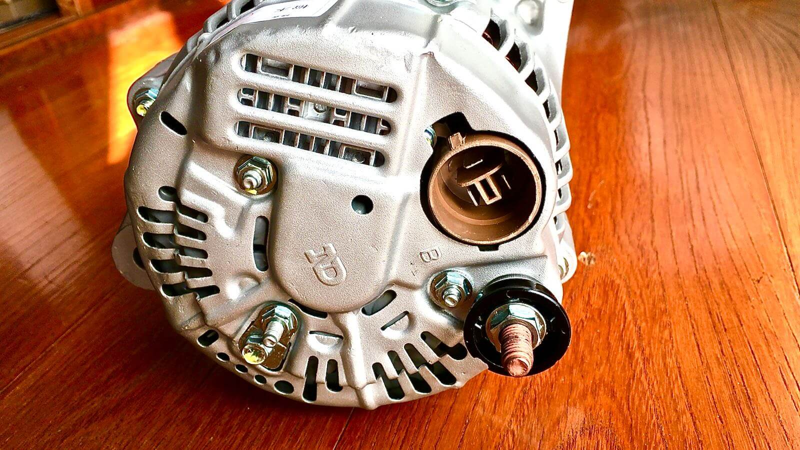 0136 MR2 Restore Plan  Part 12 07 SW20 Rebuild Alternator