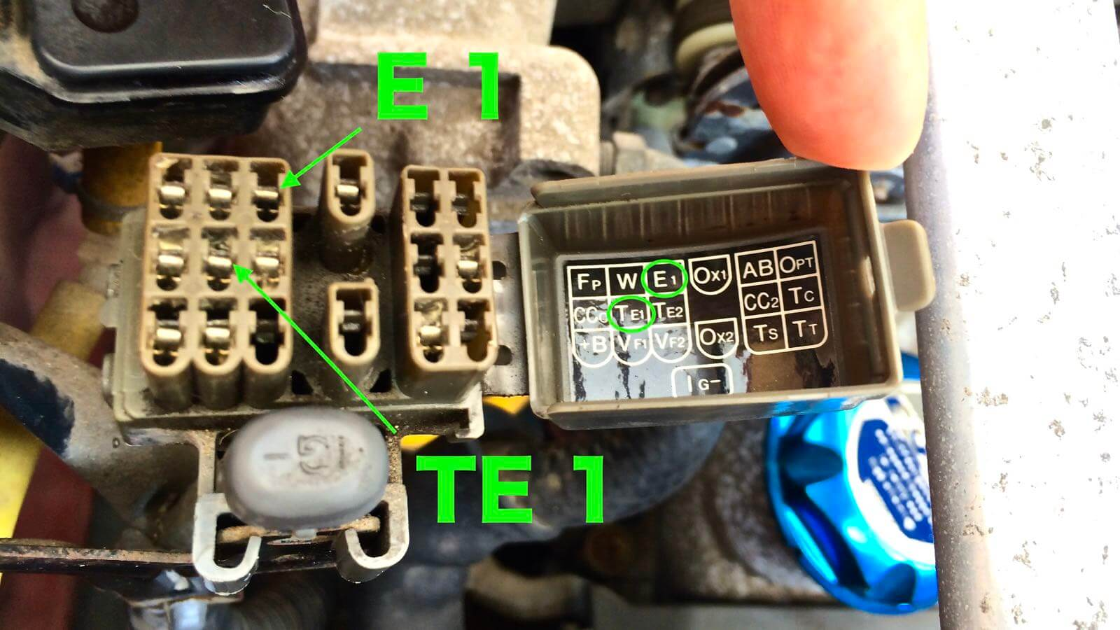 0137 MR2 Restore Plan  Part 13 04 SW20 Diagnosis BOX