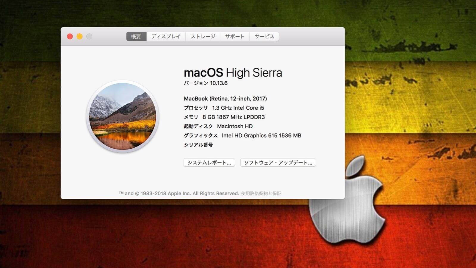 0202 Apple maintenance item Quality MacBook 2017 12inch 003