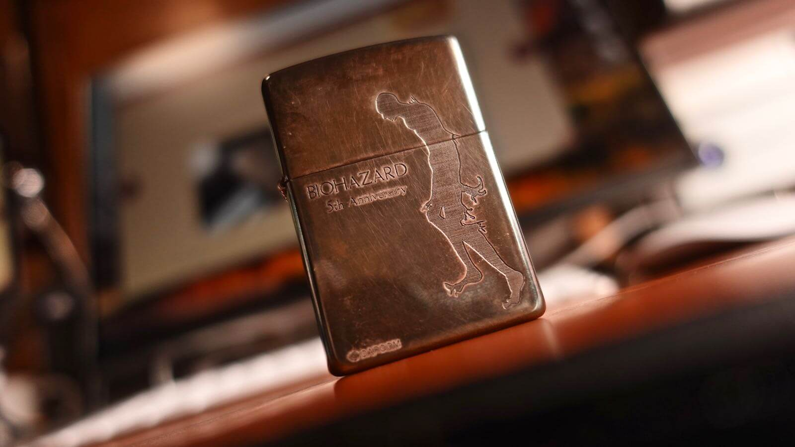 0012 Baiohazad 5th anniversary zippo collaboration 01