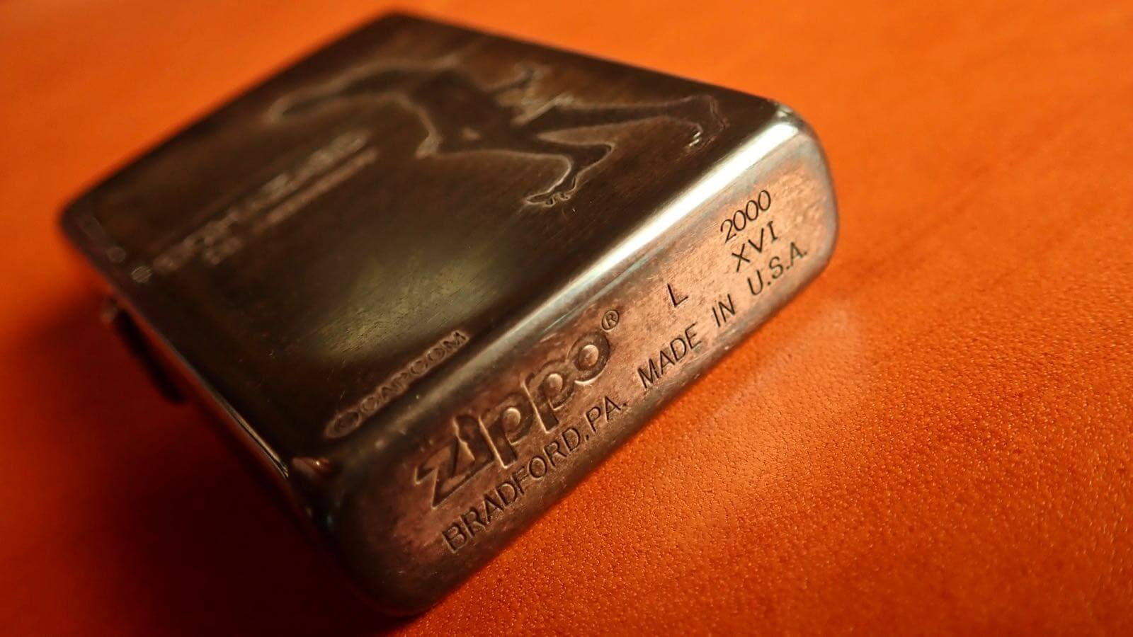 0012 Baiohazad 5th anniversary zippo collaboration 02