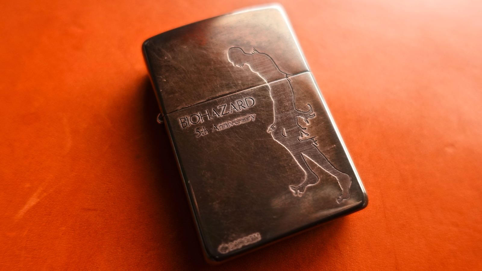 0012 Baiohazad 5th anniversary zippo collaboration 03
