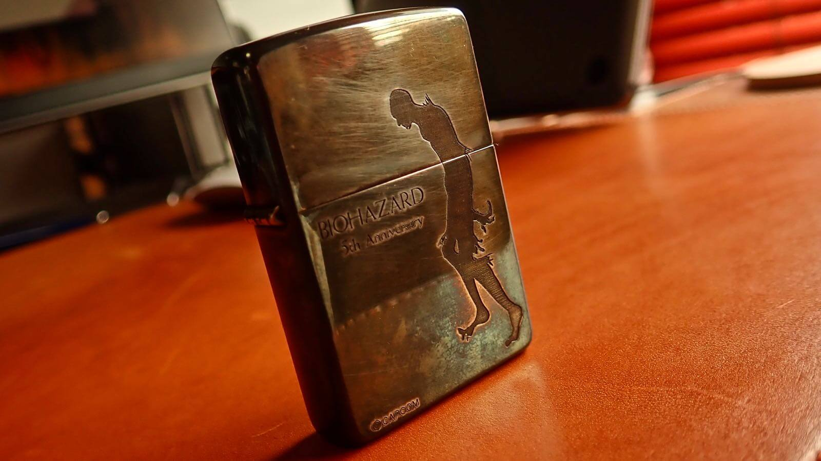 0012 Baiohazad 5th anniversary zippo collaboration 04