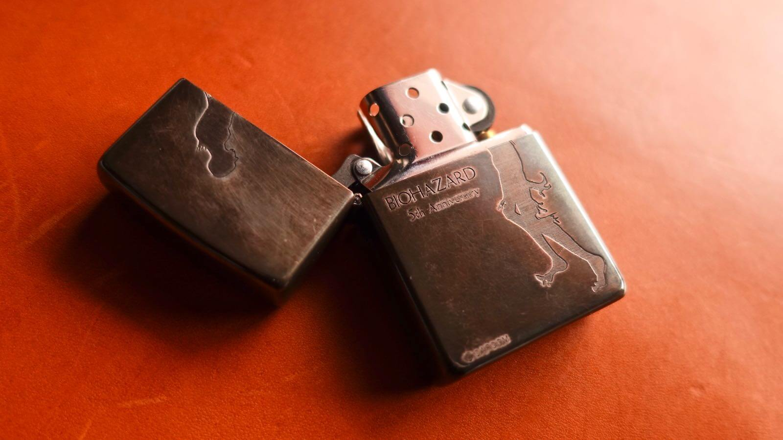 0012 Baiohazad 5th anniversary zippo collaboration 05