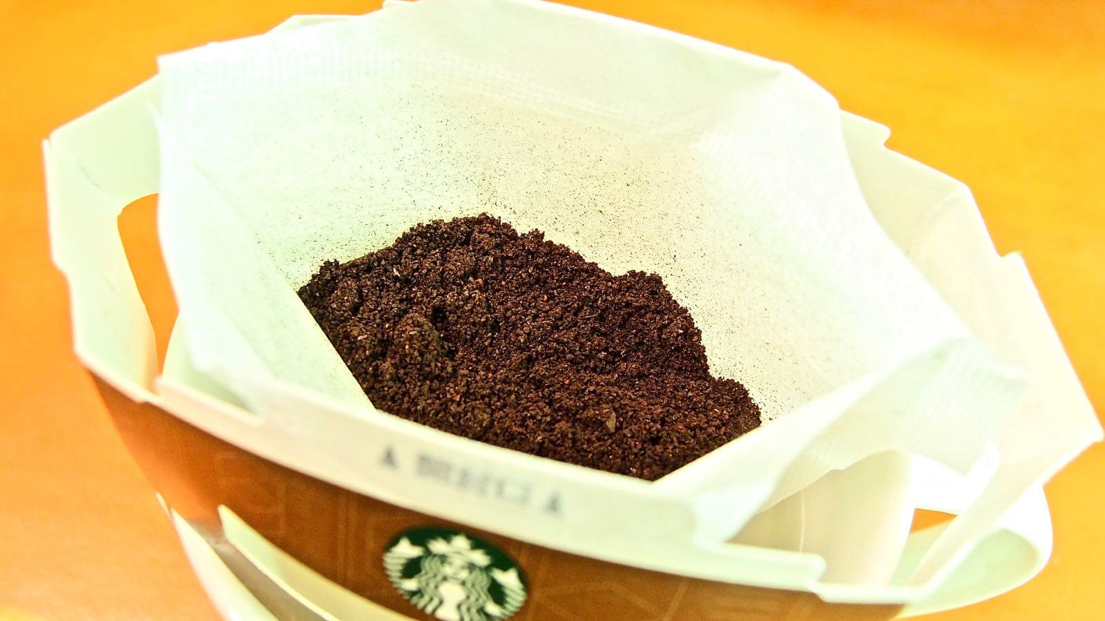 0014 Starbucks Stainless Dripper How to make delicious coffee 05